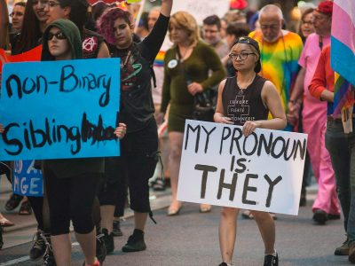 Photo for the news post: Transgender hate crimes are on the rise even in Canada