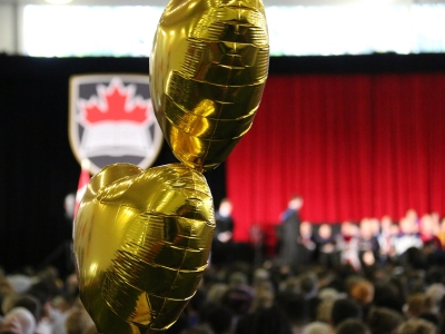 Photo for the news post: Carleton Graduation Celebration 2020 Features Amazing Stories