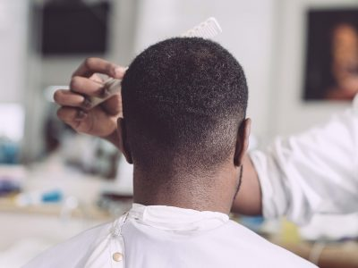 Photo for the news post: Barbershop Talks: A safe place to discuss Black masculinity