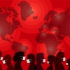 Photo of Carleton researchers write on how new simulations can predict the spread of future pandemics.