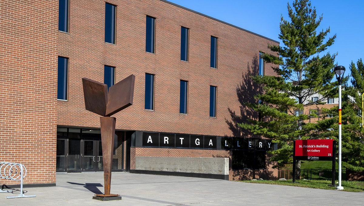 Carleton University Art Gallery Reopens Sept. 24