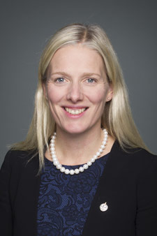Catherine McKenna, Canada's minister of Environment and Climate Change