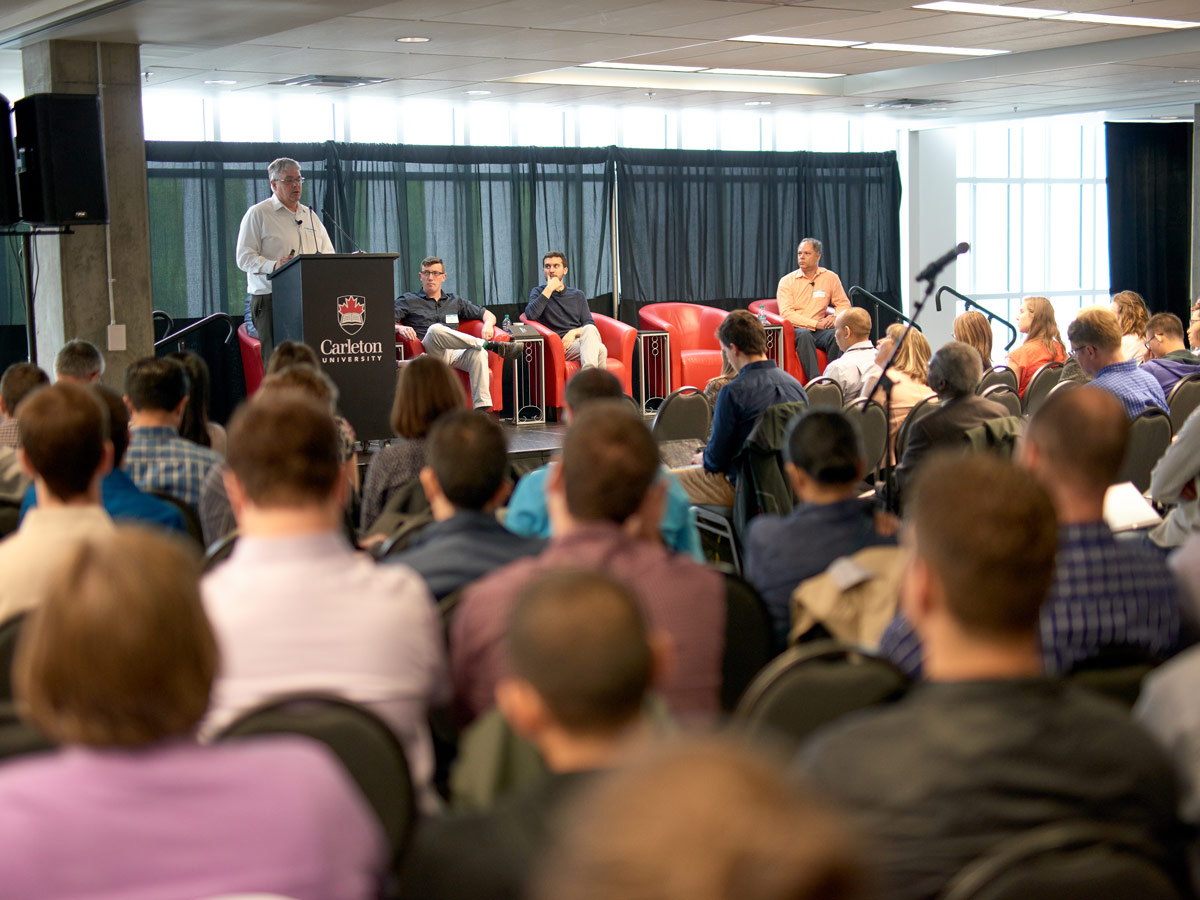 Big Data is as daunting as it is irresistible.That was the view as Carleton University gathered experts at its fifth annual Data Day on June 5, 2018.