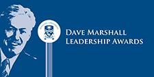 Dave Marshall Leadership Award recipients
