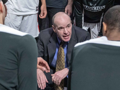 Photo for the news post: Carleton University's Dave Smart Takes on New Basketball Role