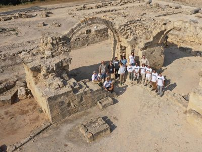 Photo for the news post: Digital Mapping Puts Students at Forefront of Cyprus Heritage Conservation Efforts