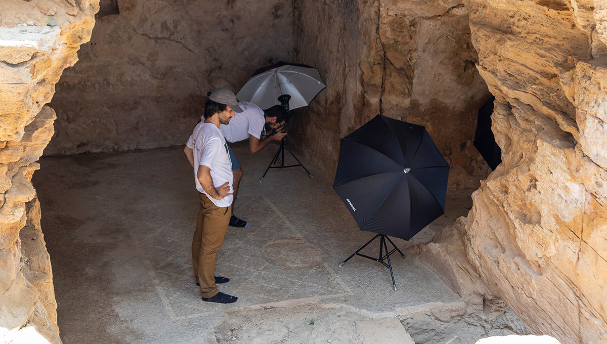 Digital Mapping Puts Students at Forefront of Cyprus Heritage Conservation Efforts