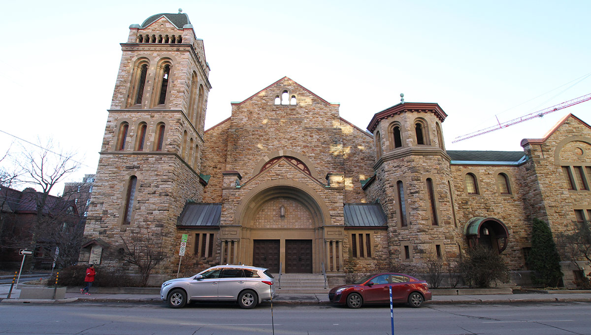 Dominion-Chalmers United Church: Carleton in Negotiations to Purchase