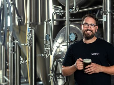 Photo for the news post: Social Lubricant: Carleton Graduates' Brewery Gives Back to the Community