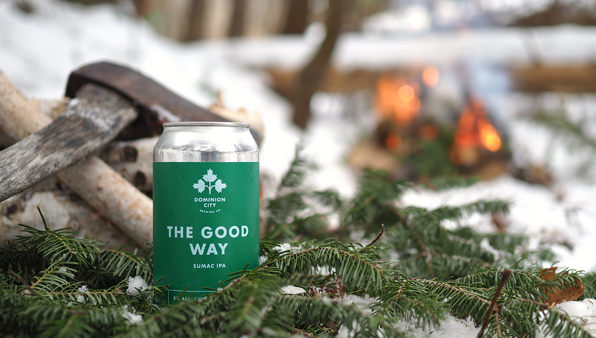 Can of The Good Way Sumac IPA – Dominion City Brewing Co.