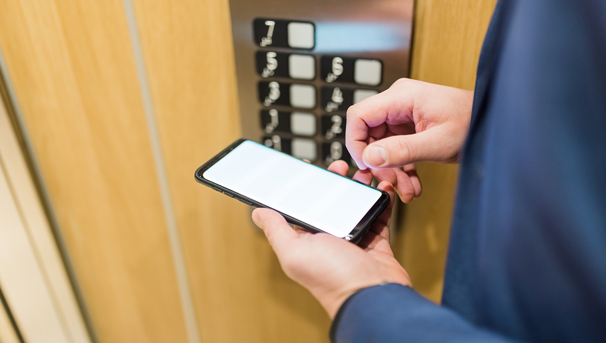 Carleton Collaboration Creates Automated Access to Elevators