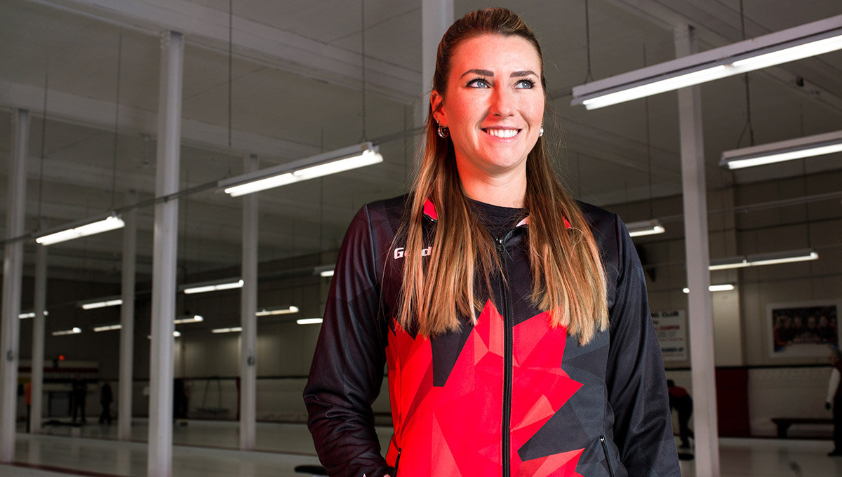 Carleton Grad Set to Compete in Olympic Curling