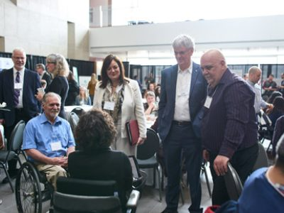 Photo for the news post: Carleton Hosts Enable Ottawa 2018 to Highlight Accessible Design