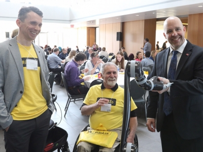 Photo for the news post: Enable Ottawa Shines Light on Accessibility and Technology in the Workplace