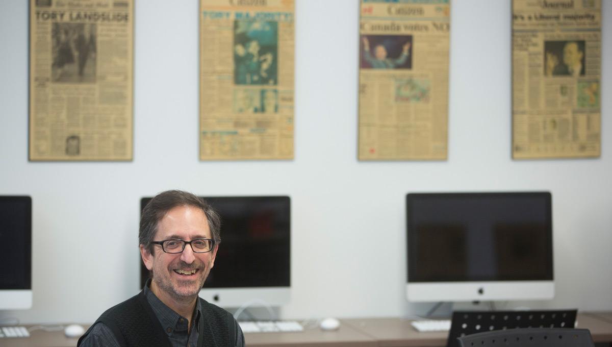 New York Times science reporter and environment guru, Andrew Revkin