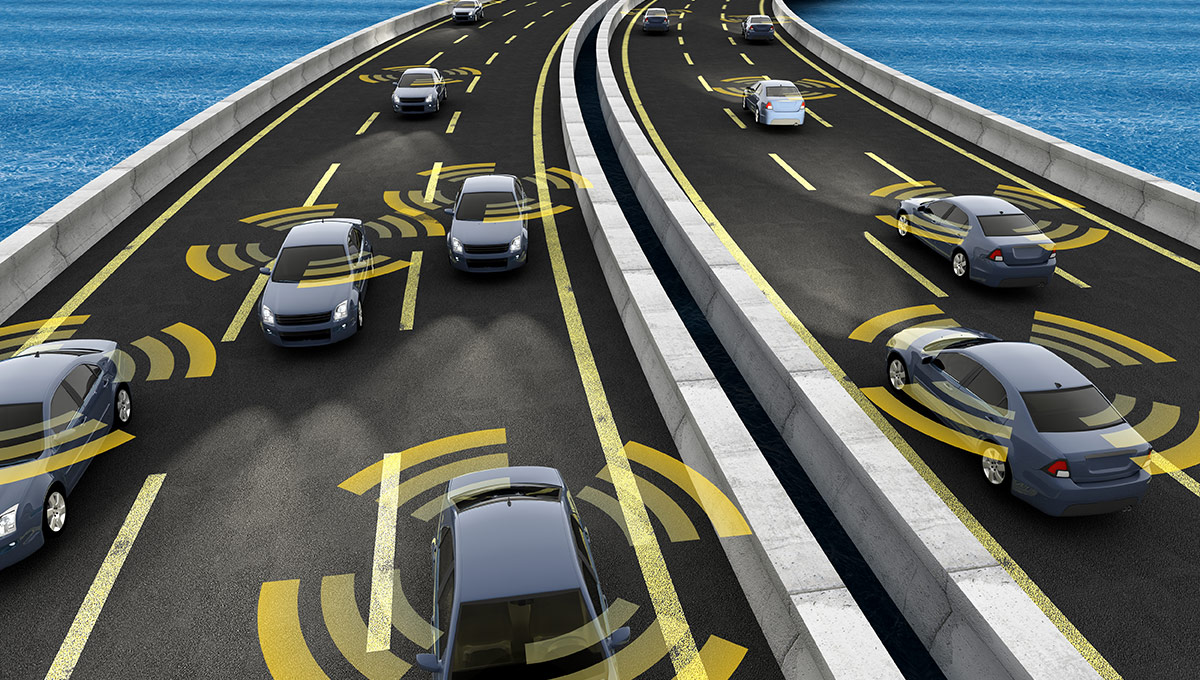 Gaining the Inside Track on Connected and Autonomous Vehicles