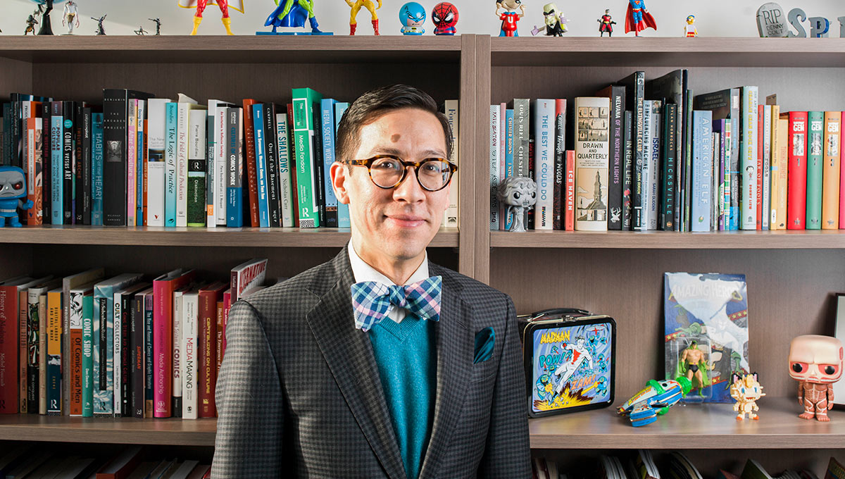 Geek Culture: It's All Geek to Benjamin Woo