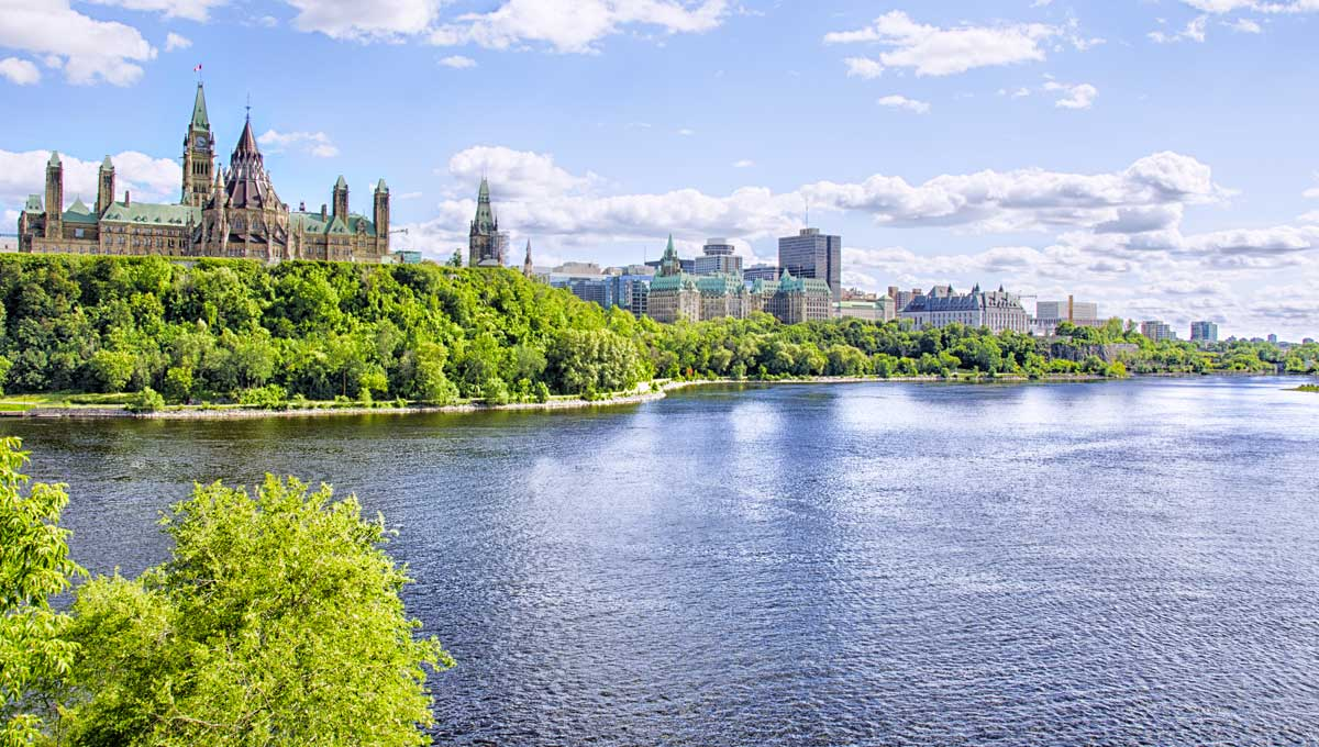 Water security: The Ottawa River