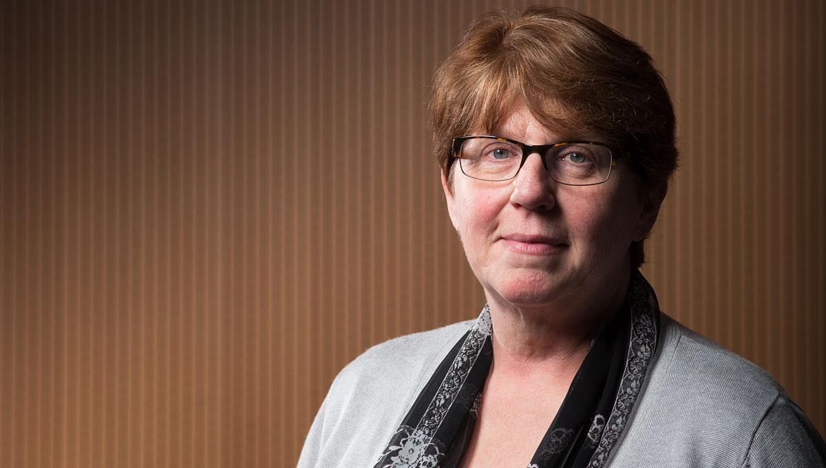 FASS Dean Pauline Rankin