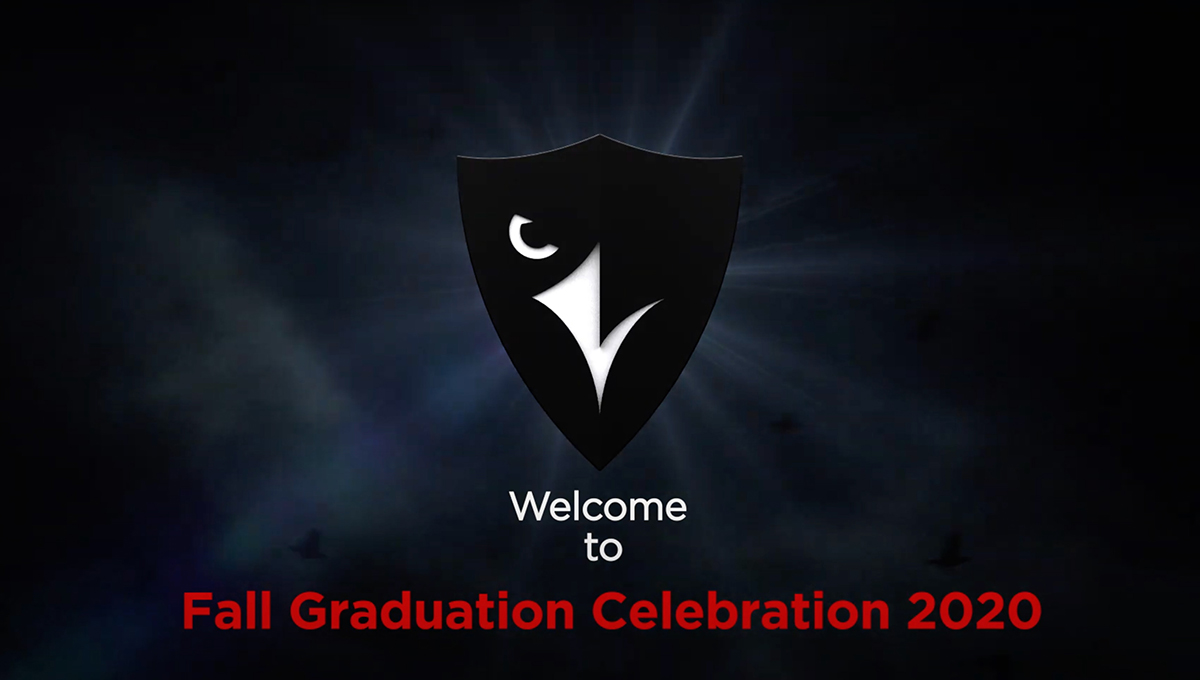 Special Guests and Dancing GIFs: Fall 2020 Grads Feted in Online Events and Tributes