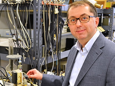 Photo for the news post: Carleton's Halim Yanikomeroglu Receives IEEE Communications Society Wireless Communications Technical Committee Recognition Award