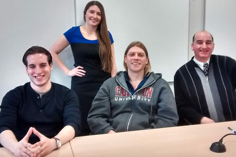 Grad Students Tackle Health Issues