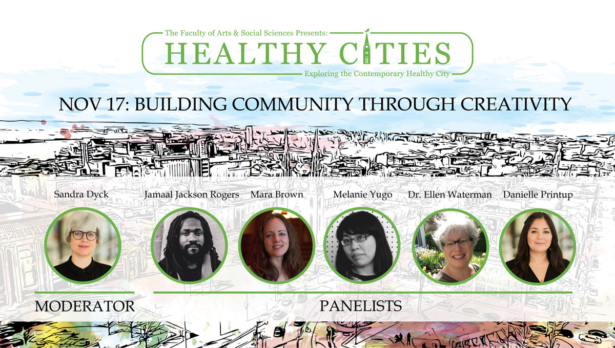 Healthy Cities - Nov. 17