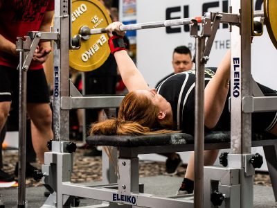 Photo for the news post: Carleton History Professor Wins Medals at Powerlifting Nationals