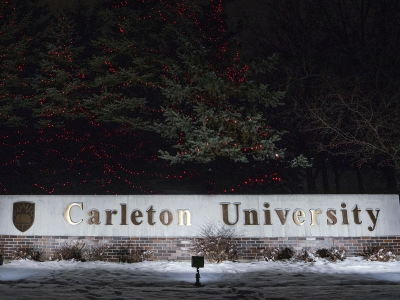 Photo for the news post: Happy Holidays – What's Open and Closed at Carleton University