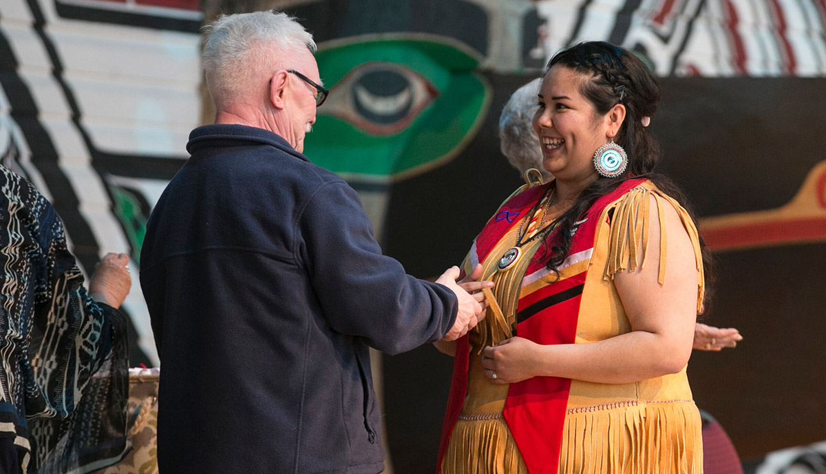 Honouring Indigenous Heritage at Convocation