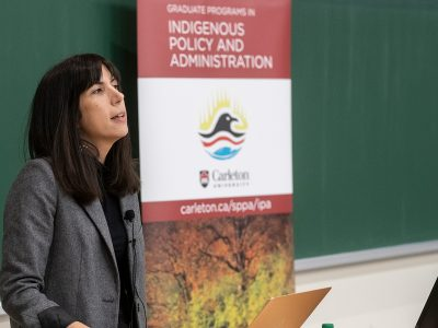 Photo for the news post: Honouring Treaties is the Beginning of True Decolonization