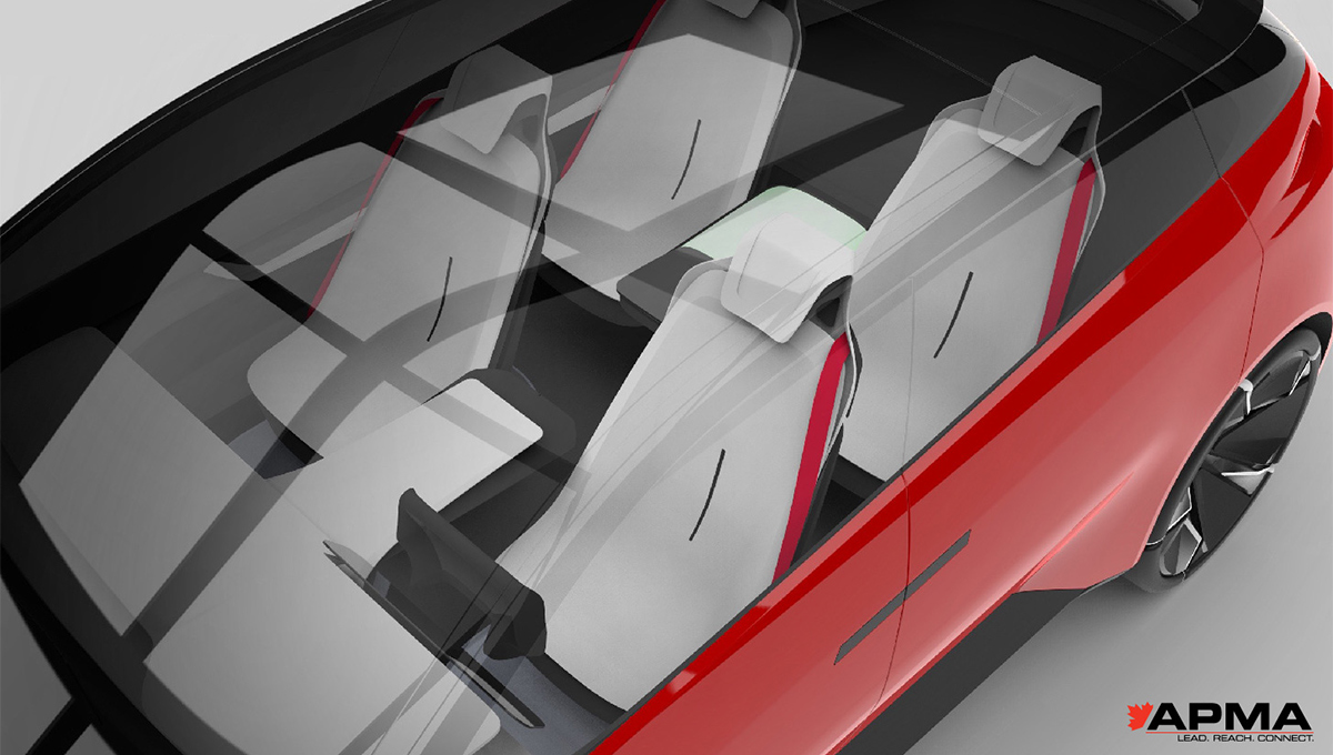 Carleton Industrial Design Students Win National Competition for Zero-Emission Car