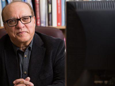Photo thumbnail for the story: IEEE Medal Winner Michel Nakhla