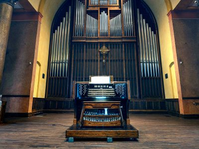 Photo for the news post: Impressive Pipe Organ Back in Action at Dominion-Chalmers