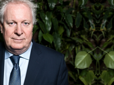Photo for the news post: Jean Charest on World Trends