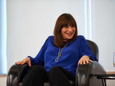 Photo for the news post: Jeanne Beker: Holocaust Survivors' Daughter