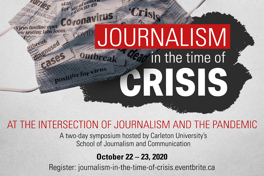 Journalism in the Time of Crisis Symposium