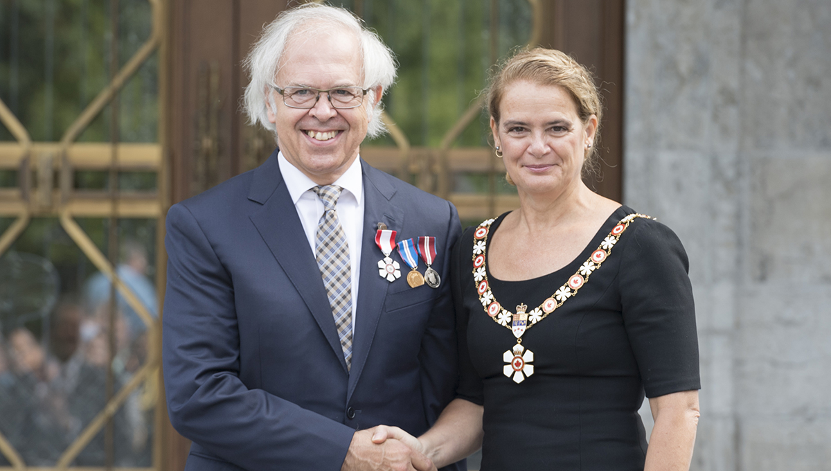 Julian Smith and by Gov. Gen. Julie Payette.
