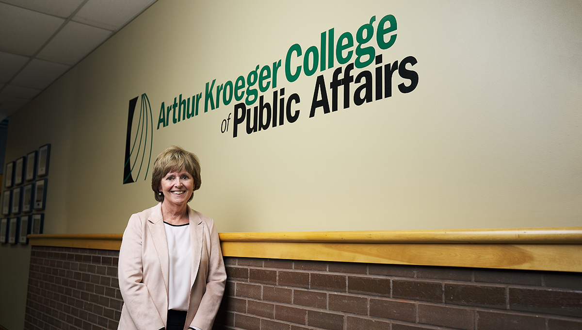 Kroeger College Branches Out