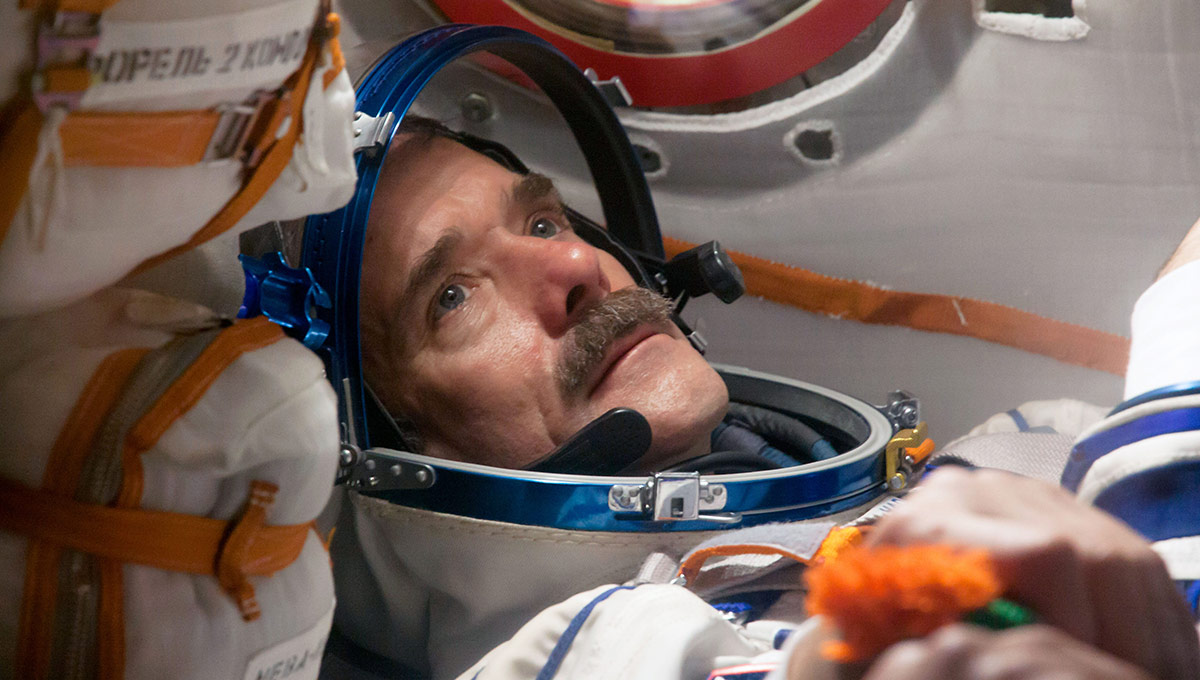 Chris Hadfield Lands at Carleton for SOAR Conference in 2018