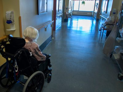 Photo for the news post: Long-term care after the COVID-19 disaster: 3 promising ways to move forward