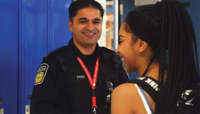 The Benefits of Police in Schools