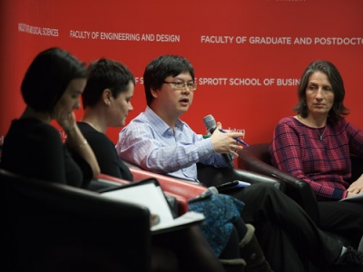 Photo for the news post: Faculty of Engineering and Design Hosts Male Allyship in STEM Panel