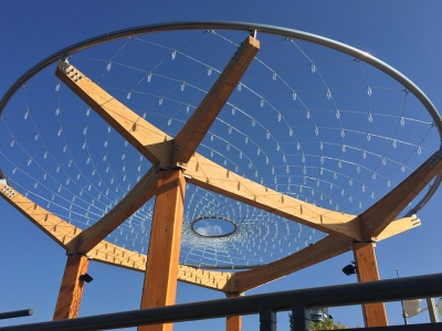 Photo for the news post: Gather-Ring Stays Put for Now in Prominent Ottawa Spot
