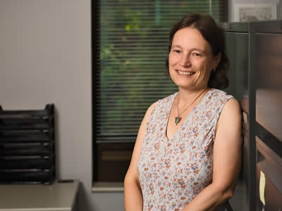 Photo for the news post: Carleton's Manuella Vincter Elected Fellow of the Royal Society of Canada