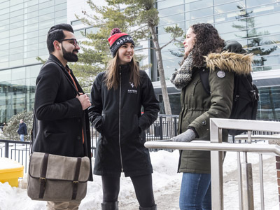Photo for the news post: Carleton University's March Break Open House – March 11-16