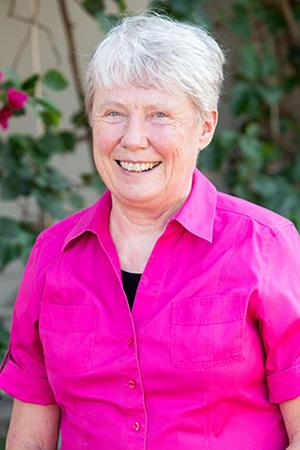 Harvey Mudd College President Maria Klawe