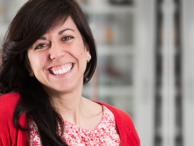 Photo for the news post: Carleton University's Maria DeRosa Receives 2021 Grants4Ag Award for Agricultural Sustainability Research