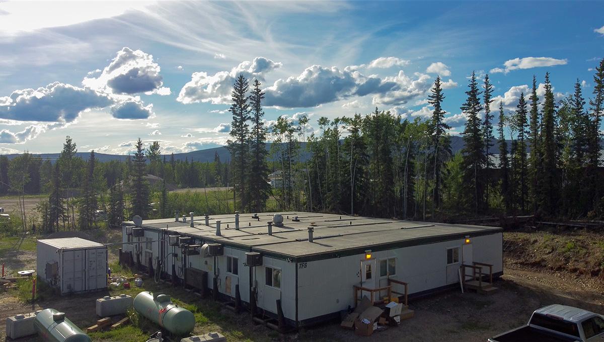 Mayo camp