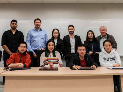 Read more about: Carleton MBA-TIM Partnership Links Startups with Students